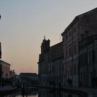 Il Tramonto su Comacchio - Chiari86 - Comacchio (FE)