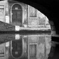 Architettura d acqua 1 - PAOLO BENETTI - Comacchio (FE)