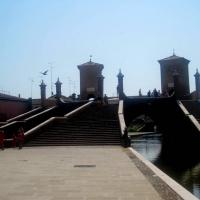 Ponti del centro storico di Comacchio 05 - Sandra Grampa - Comacchio (FE)