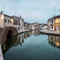 Ponte dei Sisti - Centro storico di Comacchio - Vanni Lazzari - Comacchio (FE)