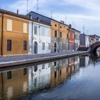 Riflessi a Ponte San Pietro - Vanni Lazzari - Comacchio (FE)