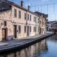 Ponte del centro storico di Comacchio - Vanni Lazzari - Comacchio (FE)
