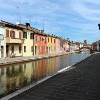 Comacchio, canale maggiore presso via san pietro, 01 - Sailko - Comacchio (FE)
