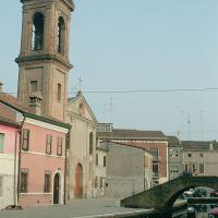 Chiesa del Carmine - Samaritani - Comacchio (FE)