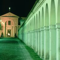 Santuario di Santa Maria in Aula Regia. Notturna - Samaritani - Comacchio (FE)
