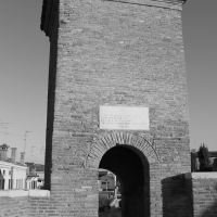 Torretta destra Ponte dei Trepponti - Chiara Dobro - Comacchio (FE)