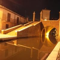 Scorcio del ponte dei Trepponti - Pincez79 - Comacchio (FE)
