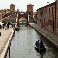 Comacchio, trepponti 02 - Sailko - Comacchio (FE)