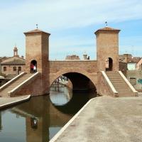 Comacchio, trepponti 05 - Sailko - Comacchio (FE)