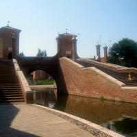 Ponte dei Trepponti a Comacchio 04 - Sandra Grampa - Comacchio (FE)