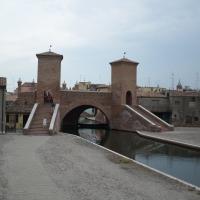 Particolare dei Ponti - Vingab70 - Comacchio (FE)