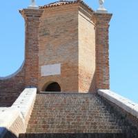Scalinata destra Ponte dei Trepponti - Chiara Dobro - Comacchio (FE)