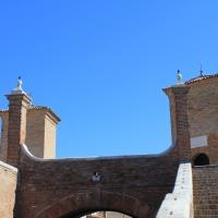 Parte centrale alta - Ponte dei Trepponti - Chiara Dobro - Comacchio (FE)