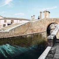 Trepponti - - - Vanni Lazzari - Comacchio (FE)