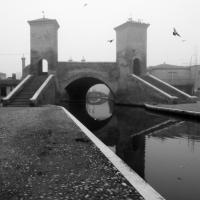 Architettura d acqua 3 - PAOLO BENETTI - Comacchio (FE)
