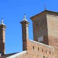 Particolare parte destra Ponte dei Trepponti - Chiara Dobro - Comacchio (FE)