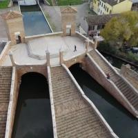 Ponte dei Trepponti, Comacchio4 - Dino Marsan - Comacchio (FE)