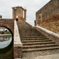 Riflessi sotto i Trepponti - Paola Pedone - Comacchio (FE)