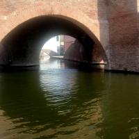 Ponte dei Trepponti a Comacchio 02 - Sandra Grampa - Comacchio (FE)