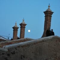 Romantica visuale sul Ponte dei Trepponti - Chiari86 - Comacchio (FE)