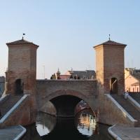 Il Ponte dei Trepponti, il ponte più famoso di Comacchio - Chiari86 - Comacchio (FE)