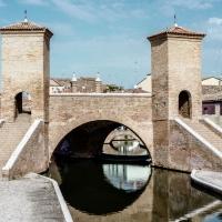 - Trepponti - - Vanni Lazzari - Comacchio (FE)