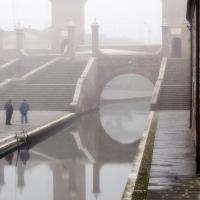 Terra di nebbie 2 - PAOLO BENETTI - Comacchio (FE)