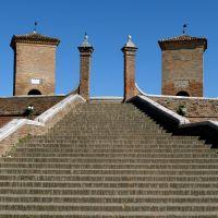 Ponte dei Trepponti - Baraldi - Comacchio (FE)