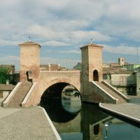 Ponte dei Trepponti - Samaritani - Comacchio (FE)