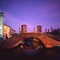Trepponti al tramonto - zappaterra - Comacchio (FE)