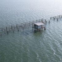 stazione di pesca - Baraldi - Comacchio (FE)