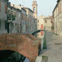 centro cittadino - Samaritani - Comacchio (FE)
