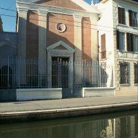 Chiesa del Suffragio - Samaritani - Comacchio (FE)