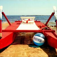 moscone e pallone - Vincenzi - Comacchio (FE)