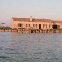 casone da pesca - Samaritani - Comacchio (FE)