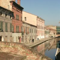 Canale Maggiore - Samaritani - Comacchio (FE)