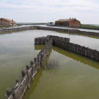 Valli e Salina, lavoriero - Servizio turismo - Comacchio (FE)