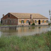 Valli e Salina, casone - Servizio turismo - Comacchio (FE)
