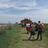 Valli e Salina, percorso a piedi - Servizio turismo - Comacchio (FE)