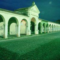 loggiato dei Cappuccini - Samaritani - Comacchio (FE)