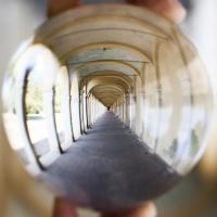 Prospettiva Sferica - Patrizia Zontini - Comacchio (FE)
