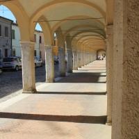 Prospettiva Loggiato dei Cappuccini - Chiara Dobro - Comacchio (FE)