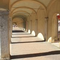 Scorcio Loggiato dei Cappuccini - Chiara Dobro - Comacchio (FE)