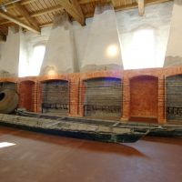 Manifattura dei Marinati. La sala dei fuochi - Baraldi - Comacchio (FE)