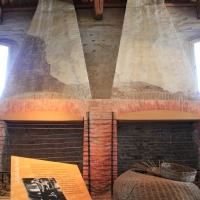 Dettaglio dei camini - Sala dei Fuochi - Chiara Dobro - Comacchio (FE)