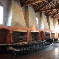 Sala dei Fuochi - Manifattura dei Marinati - Chiara Dobro - Comacchio (FE)