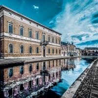 Palazzo Bellini - Colori - Vanni Lazzari - Comacchio (FE)