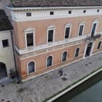 Palazzo Bellini in prospettiva - Dino Marsan - Comacchio (FE)