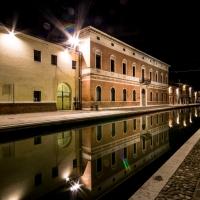 Palazzo Bellini in notturna - Paola Pedone - Comacchio (FE)