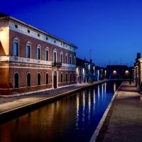 """"""""""" Palazzo Bellini - Comacchio """""""" - Vanni Lazzari - Comacchio (FE)"""